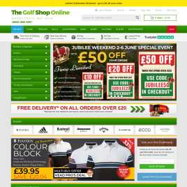 thegolfshoponline.co.uk preview