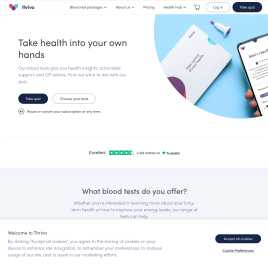 thriva.co preview