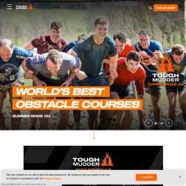 toughmudder.co.uk preview
