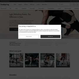 foodspring.co.uk preview