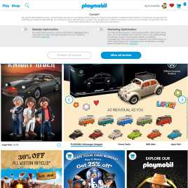 playmobil.co.uk preview