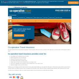 cooptravelinsurance.coop preview