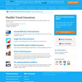 mrlinsurance.co.uk preview