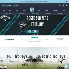 discountgolfstore.co.uk preview