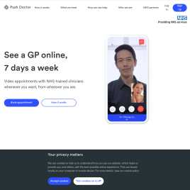 pushdoctor.co.uk preview