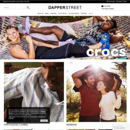 dapperstreet.co.uk preview