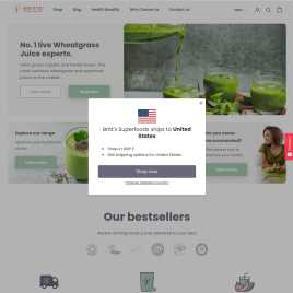 brittsuperfoods.co.uk preview
