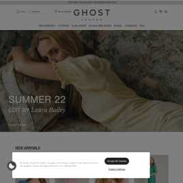 ghost.co.uk preview