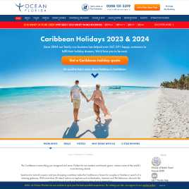 mycaribbeanholiday.co.uk preview