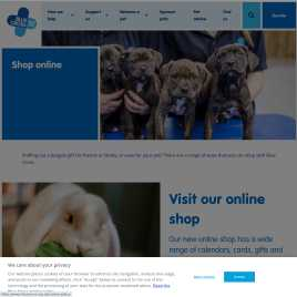 bluecross-shop.co.uk preview