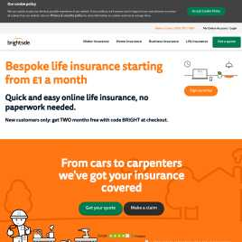 brightsideinsurance.co.uk preview
