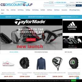 cgdiscountgolf.co.uk preview