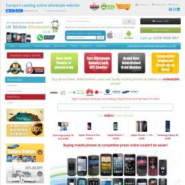 ukmobilewholesalers.co.uk preview
