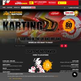 kartingnation.co.uk preview