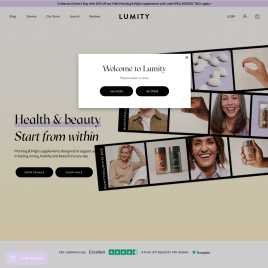lumitylife.co.uk preview