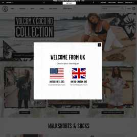 volcom.co.uk preview