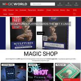 magicworld.co.uk preview