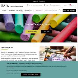 saa.co.uk preview
