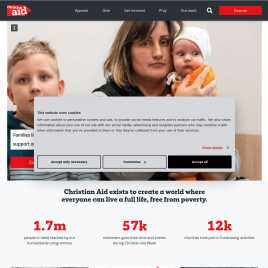 christianaid.org.uk preview