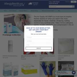 allergybestbuys.co.uk preview