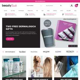 beautyflash.co.uk preview