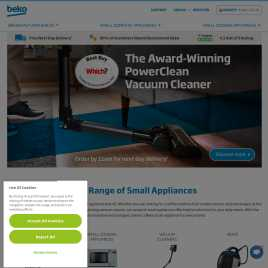 shop.beko.co.uk preview