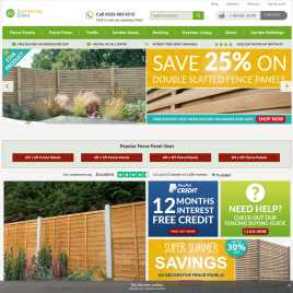 buyfencingdirect.co.uk preview