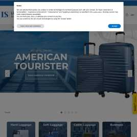 luggagesuperstore.co.uk preview