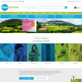 clearchemist.co.uk preview