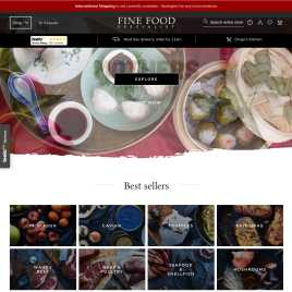 finefoodspecialist.co.uk preview