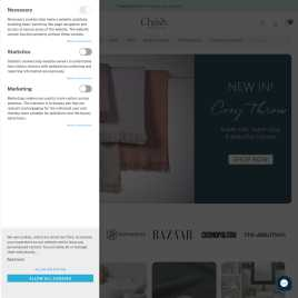 christy.co.uk preview