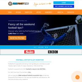 freefootytips.co.uk preview
