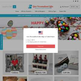 givepersonalisedgifts.co.uk preview