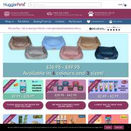 hugglepets.co.uk preview