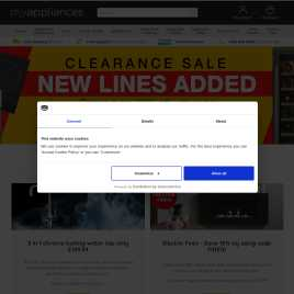 myappliances.co.uk preview