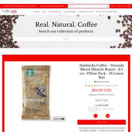 coffee.org preview