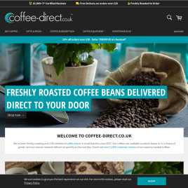 coffee-direct.co.uk preview