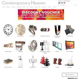 contemporaryheaven.co.uk preview