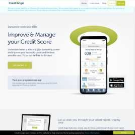 creditangel.co.uk preview