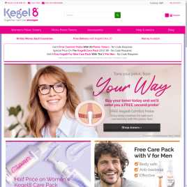 kegel8.co.uk preview