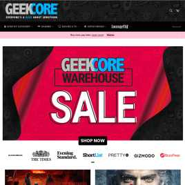 geekcore.co.uk preview