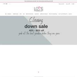 www.love-makeup.co.uk preview