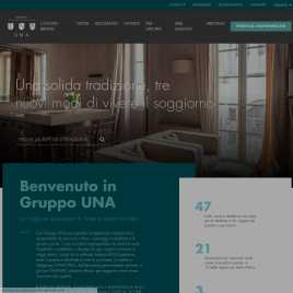 gruppouna.it preview