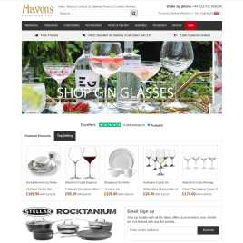 havens.co.uk preview