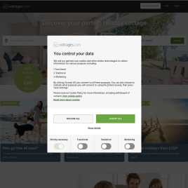 cottages4you.co.uk preview