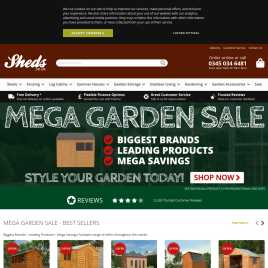 sheds.co.uk preview