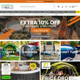 campingworld.co.uk preview