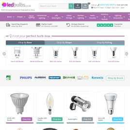 ledbulbs.co.uk preview