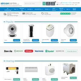airconcentre.co.uk preview