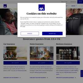axa.co.uk preview